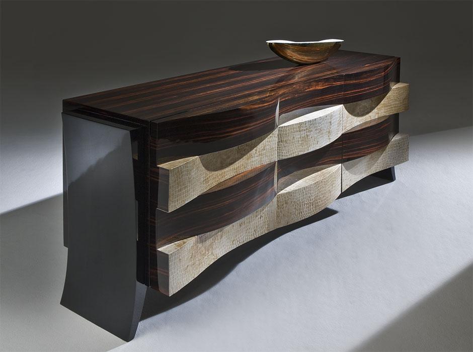 Rozzoni mobili d 39 arte prodotti - Mobili rivestiti in pelle ...